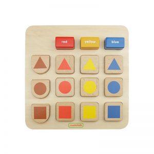 puzzle sortare culori